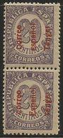 TÁNGER (MARRUECOS) – España – Spain – Año 1938 Cat. Edifil 99** (pareja). - Maroc Espagnol