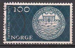 Norwegen  (1971)  Mi.Nr.  620  Gest. / Used  (12ev20) - Norwegen