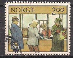 Norwegen  (1984)  Mi.Nr.  896  Gest. / Used  (12ev22) - Norwegen