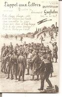 CPA Patriotique - L'appel Aux Lettres - Guerre 1914-18