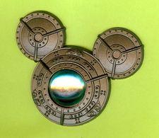 Pin's BD Disney Mickey Version Steampunk RARE - 2I12 - Disney