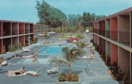 Fantasy Motel, Anaheim California 'Across The Street From Disneyland', C1950s Vintage Postcard - Hotels & Restaurants
