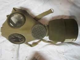 Masque à Gaz Ww2 Français C38 - 1939-45