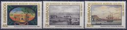 BARBADOS :1983: Y.589-91 Dentelled/neufs/MNH : ## Commonwealth Day 14 March 1983 ## - Barbades (1966-...)