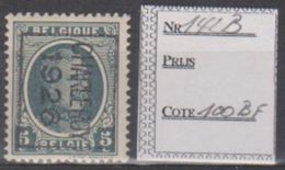 NR 142B  PREO - Préoblitérés