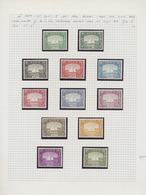 **/O/GA/Br Aden: 1937-64: Mint Collection From 1937 'Dhows' (lightly Hinged), With Coronation And Victory Issue - Yemen