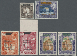 **/* Aden: 1965/1968 (ca.), Accumulation From SEIYUN And HADHRAMAUT In Album Incl. Many Attractive Themat - Yemen