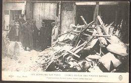 Paris - Guerre  ( Zeppelins Sur Paris ) : 7 Personnes  Furent Tuées Dans Cette Maison - Autres