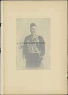 Ägypten: 1900-40, Album Containig Old Printings Of Ismail Pacha, Mariette Pacha, Abbas Helmy Pacha, - Egypt
