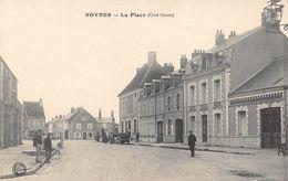 BOYNES - La Place - France