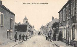 Souvenir De BOYNES - Route De Barville - France