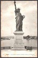 Paris -  Statue De La Liberté  Eclairant Le Monde  ( Par Bartholdi ) - Statues