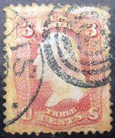 ETATS-UNIS                 N° 19                OBLITERE - 1847-99 General Issues
