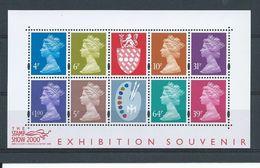 Groot-Brittannië    Y/T    1962a / 1952a   (XX)  Postfris    MNH** - 1952-.... (Elizabeth II)