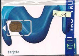GSM MOVISTAR - Tarjetas Telefónicas