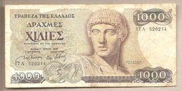Grecia - Banconota Circolata Da 1000 Dracme P-202a - 1987 - Grecia