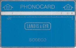 Phonocard Sodeco 107H00942 - Hungary