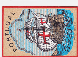 Portugal- Postal De Cortiça - Portugal