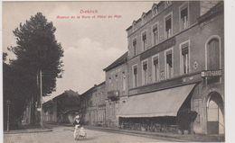 Diekirch , Avenue De La Gare Et Hotel Du Midi , Ca 1910 - Echternach