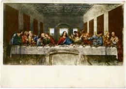 L'ULTIMA CENA  Leonardo Da Vinci  S. Maria Delle Grazie  Milano - Paintings