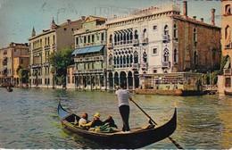 AK Venezia - Ca D'Oro - 1963 (32891) - Venezia (Venedig)