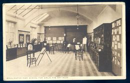 Cpa Angleterre Bridlington High School For Girls -- The Art Room SEP17-95 - Angleterre