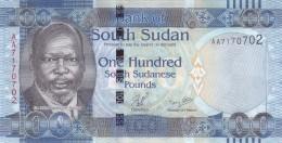 SOUTH SUDAN 100 POUND 2011 P-10 UNC */* - South Sudan