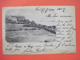 CPA  PAYS DE GALLES PENARTH  1902  T.B.E. - Autres