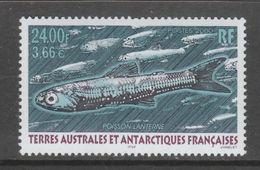 TIMBRE NEUF DES T.A.A.F. - FAUNE ANTARCTIQUE : POISSON LANTERNE N° Y&T 268 - Antarctic Wildlife
