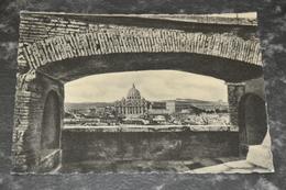397  Roma  Ponte Sul Tevere   1950 - Ponts