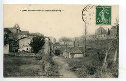 Biron Le Château Et Le Bourg - Autres Communes