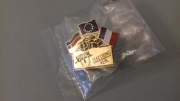 PIN'S VIDION ELECTRONIC KEHL - Badges