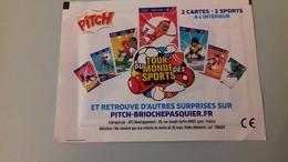 POCHETTE PITCH BRIOCHE PASQUIER - Stickers