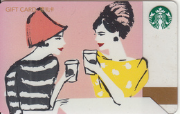 CHINA - Starbucks Card, CN : 7310, Unused - Gift Cards