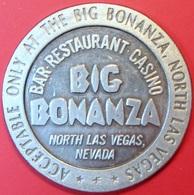 $1 Casino Token. Big Bonanza, N. Las Vegas, NV. 1967. J07. - Casino
