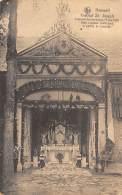 HOESSELT - Institut St. Joseph - Croisade Eucharistique, 17 Mai 1928 - Autel Reposoir, élevé Sous Le Portail Du Couvent. - Hoeselt