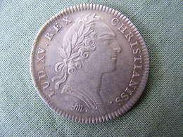 JETON ARGENT EXTRAORDINAIRE DES GUERRES EXTRAORDINAIRE DES GUERRES 1754 - Other Collections