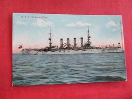 U.S.S. Washington   Ref 2834 - Warships