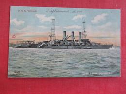 U.S.S. Vermont   Ref 2834 - Warships