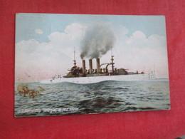 U.S. Battleship  Georgia   Ref 2834 - Warships