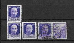 LOTE 1610  ///   ITALIA - 1900-44 Victor Emmanuel III