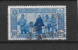 LOTE 1610  ///   ITALIA  YVERT Nº: 278 - 1900-44 Victor Emmanuel III