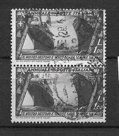 LOTE 1610  ///   ITALIA  YVERT Nº: 315 EN PAREJA - 1900-44 Victor Emmanuel III