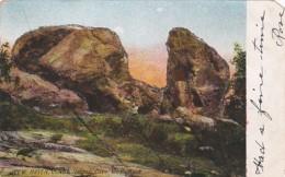 Connecticut New Haven Judges Cave West Rock 1906 - New Haven