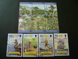 Saint Helena 1997 Commemorative Issues - Used - Sint-Helena