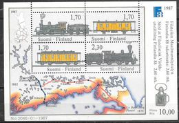 Finland, Stamps, Finlandia 1987, Unused - Stamps (pictures)