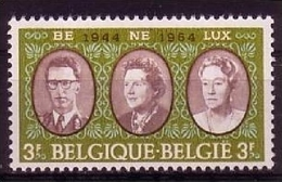 BELGIEN MI-NR. 1366 ** MITLÄUFER 1964 - ZOLLUNION BENELUX - European Ideas