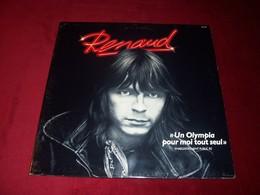 RENAUD °°   OLYMPIA POUR MOI TOUT SEUL  ENREGISTREMENT PUBLIC 82  ALBUM DOUBLE - Hard Rock & Metal
