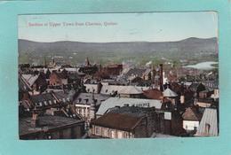 Small Postcard Of Upper Town,Quebec,Canada.Q80. - Quebec
