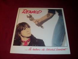 RENAUD °°  LE RETOUR DE GERARD LAMBERT - Hard Rock & Metal